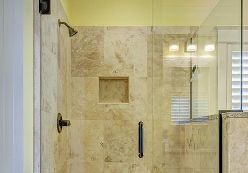 signature shower door